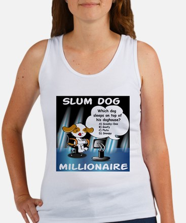 Slum Dog Women's Tank Top