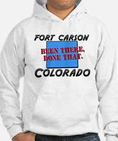 fort carson colorado - been there, done that Hoode