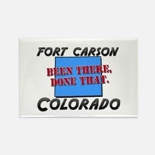 fort carson colorado - been there, done that Recta