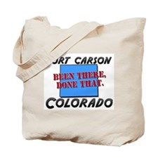 fort carson colorado - been there, done that Tote