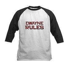 dwayne rules Tee