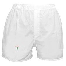 """Humor """"Kiss Me"""" Boxer Shorts"""