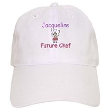 Jacqueline - Future Chef Baseball Cap