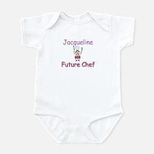 Jacqueline - Future Chef Infant Bodysuit