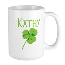Kathy shamrock Mug