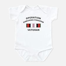 Afghanistan Veteran Infant Creeper