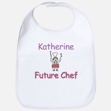 Katherine - Future Chef Bib