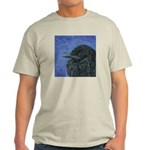 Crow Baby Ash Grey T-Shirt