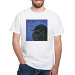 Crow Baby White T-Shirt