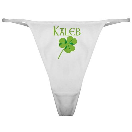 Kaleb shamrock Classic Thong