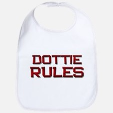 dottie rules Bib