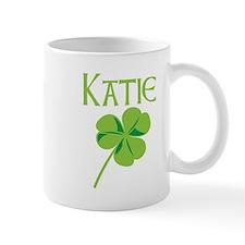Katie shamrock Small Mug