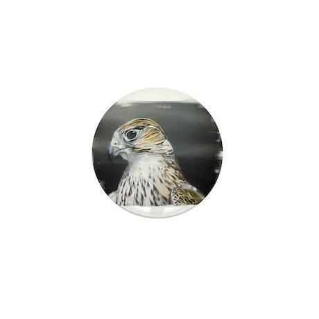 Falcon Mini Button (10 pack)
