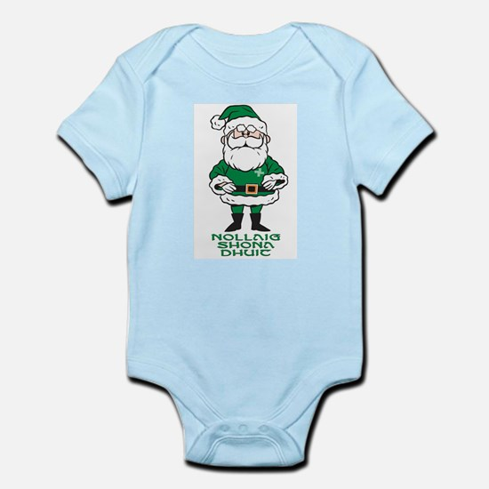 Santa O'Claus Infant Creeper