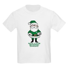 Santa O'Claus Kids T-Shirt