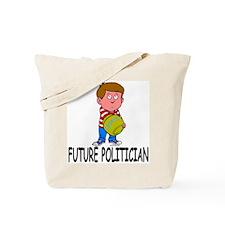 Future Politician Tote Bag