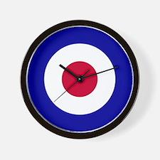 Cute Royal air force Wall Clock