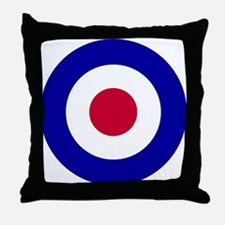 Unique Royal air force Throw Pillow