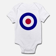 Funny Royal air force Infant Bodysuit