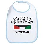 Kuwait Veteran 1 Bib