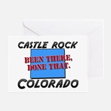 castle rock colorado - been there, done that Greet