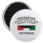 Kuwait Veteran 1 Magnet