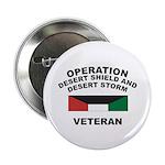 "Kuwait Veteran 1 2.25"" Button (100 pack)"