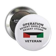 Kuwait Veteran 1 Button