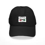 Kuwait Veteran 1 Black Cap