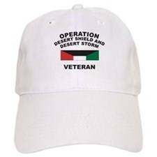 Kuwait Veteran 1 Baseball Cap