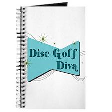 Disc Golf Diva Journal