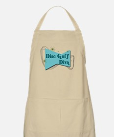 Disc Golf Diva BBQ Apron