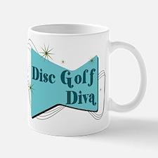 Disc Golf Diva Mug