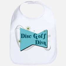 Disc Golf Diva Bib