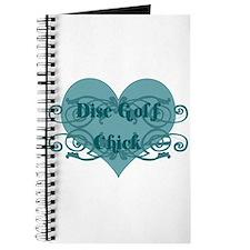 Disc Golf Chick Journal
