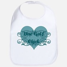 Disc Golf Chick Bib