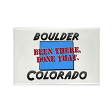boulder colorado - been there, done that Rectangle
