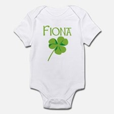 Fiona shamrock Infant Bodysuit