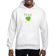 Fiona shamrock Hoodie Sweatshirt