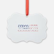 Belgrader American Ornament