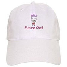 Mia - Future Chef Baseball Cap