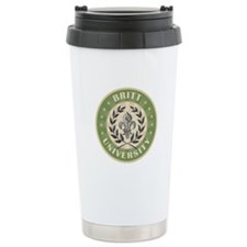 Britt Last Name University Travel Mug