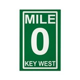 Mile 0 key west 10 Pack