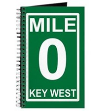 Mile Zero Key West Journal
