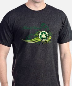 Rhode Island Recycle T-Shirts and Gifts T-Shirt
