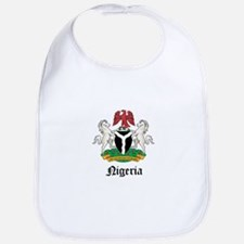 Nigerian Coat of Arms Seal Bib