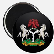 Coat of Arms of nigeria Magnet
