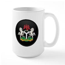 Coat of Arms of nigeria Mug