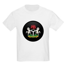 Coat of Arms of nigeria T-Shirt