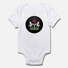 Coat of Arms of nigeria Infant Bodysuit